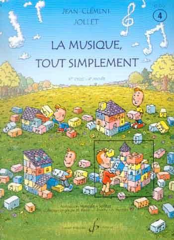 La Musique Tout Simplement - Volume 4 - laflutedepan.com