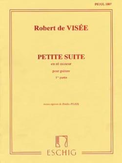 Petite suite en ré mineur - 1ère partie Robert de Visée laflutedepan