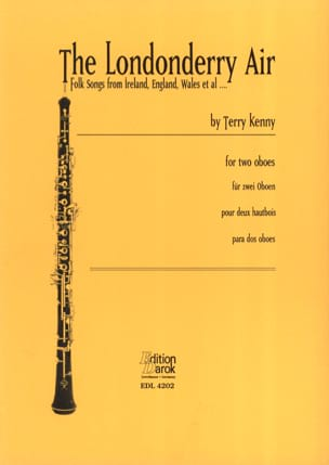 The londonderry air Terry Kenny Partition Hautbois - laflutedepan