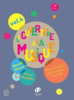 L'Ouverture à la musique - Volume 4 - laflutedepan.com