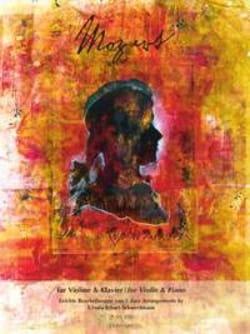 Mozart für Violine und Klavier - laflutedepan.com