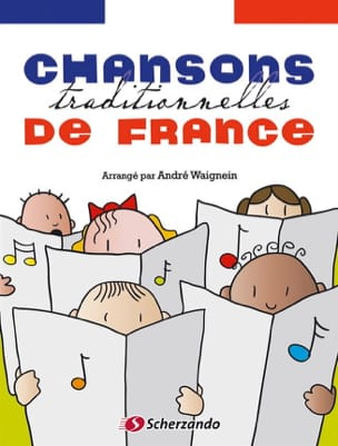 Chansons traditionnelles de France -Violon laflutedepan
