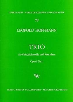 Streichtrio op.1 n° 1 -Stimmen Leopold Hoffmann laflutedepan