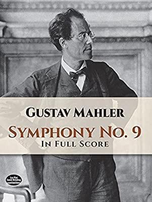 Symphony N° 9 - Full Score MAHLER Partition laflutedepan