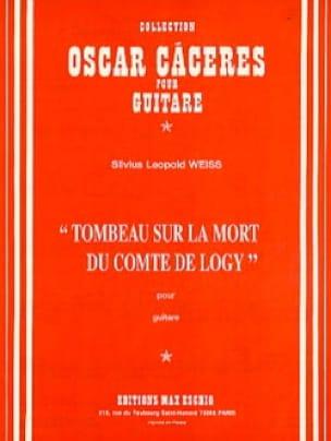 Tombeau sur la mort du Comte de Logy - laflutedepan.com