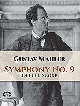 Symphony N° 9 - Full Score - MAHLER - Partition - laflutedepan.com