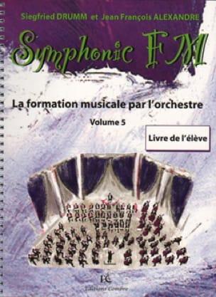 Symphonic FM Volume 5 - Guitare - laflutedepan.com