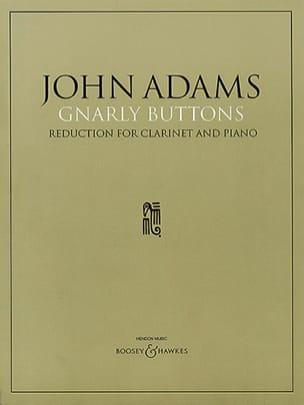 Gnarly Buttons - Clarinette et Piano - John Adams - laflutedepan.com