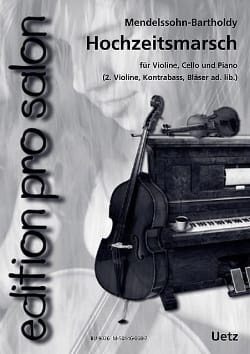 MENDELSSOHN - Hochzeitsmarsch - Partition - di-arezzo.co.uk