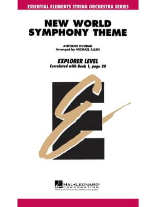 Theme From New World Symphony - Score & Parts - laflutedepan.com