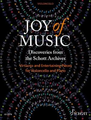 Joy of Music - Violoncelle Partition Violoncelle - laflutedepan