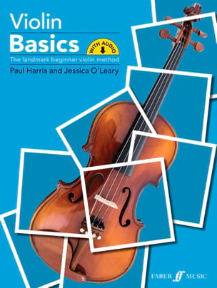 Violin Basics Paul / O'Leary Jessica Harris Partition laflutedepan