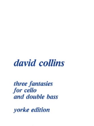 Three Fantasies for cello and double bass - laflutedepan.com
