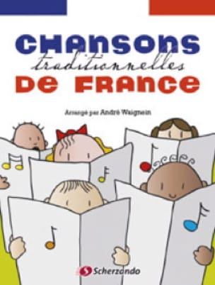 Chansons traditionnelles de France -Hautbois - laflutedepan.com