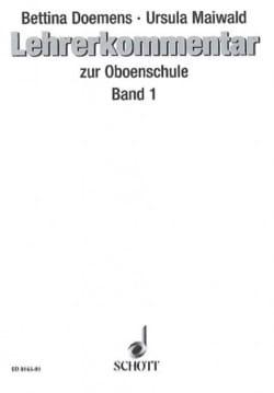 Oboenschule - Lehrkommentar, Bd 1 laflutedepan