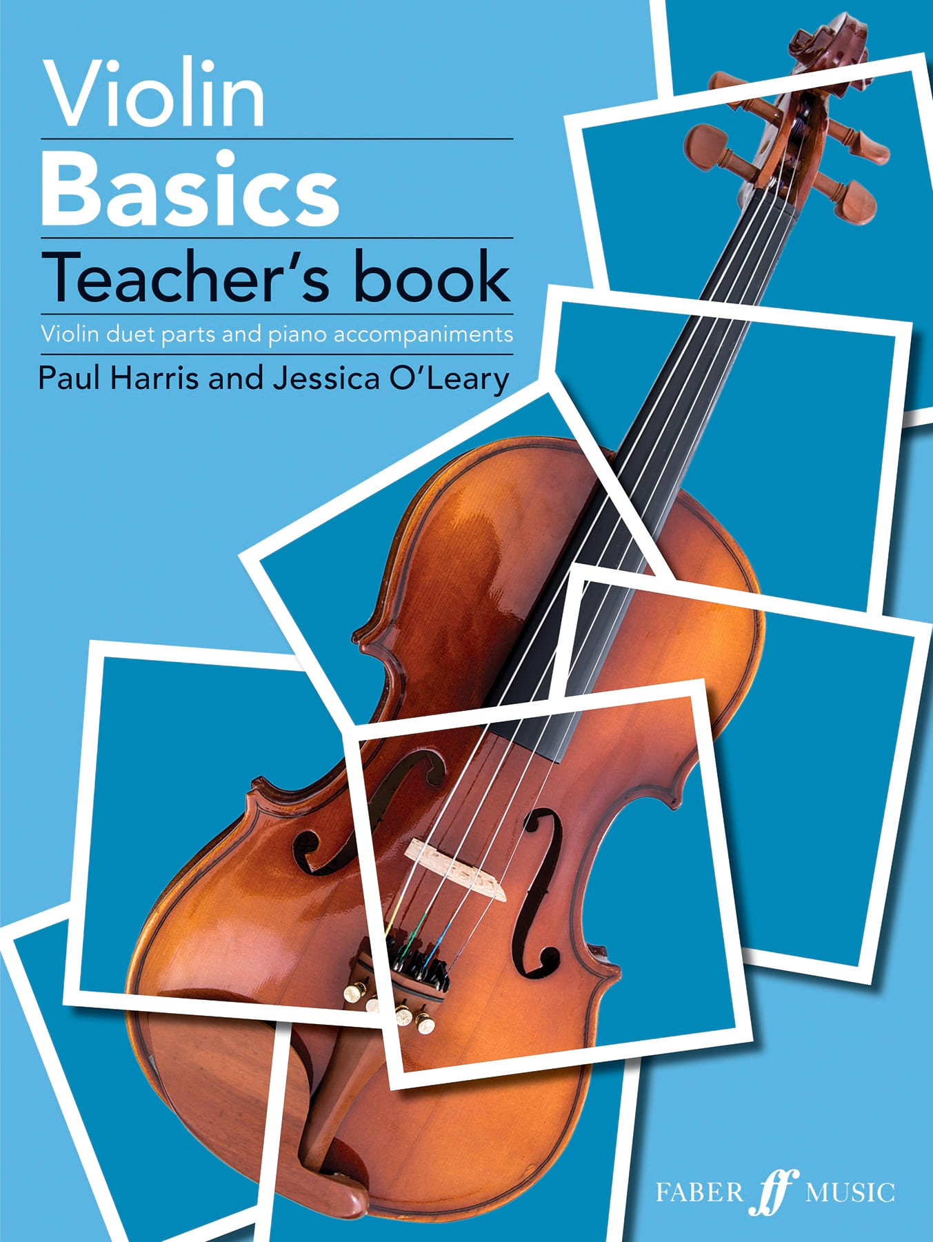 Violin Basics - Teacher's Book - laflutedepan.com