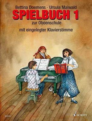 Oboenschule - Spielbuch 1 laflutedepan