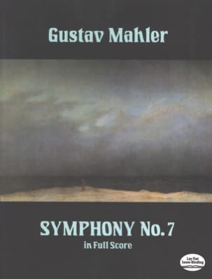Symphony N° 7 - Full Score MAHLER Partition laflutedepan