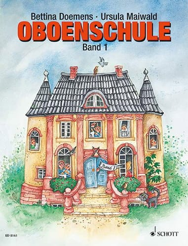 Oboenschule Bd. 1 Méthode de Hautbois - laflutedepan.com