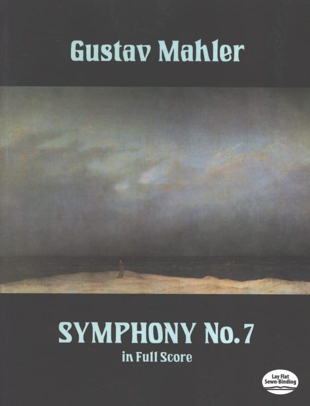 Symphony N° 7 - Full Score - MAHLER - Partition - laflutedepan.com