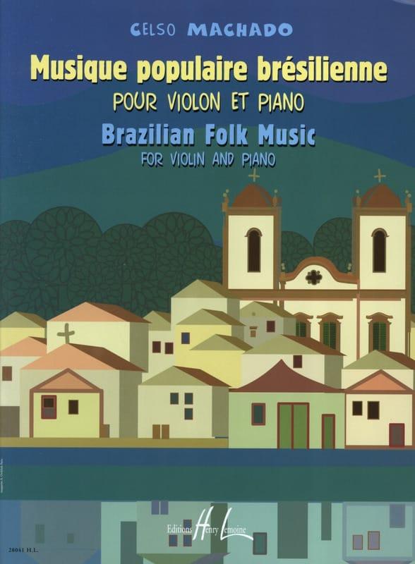 Musique populaire brésilienne - Celso Machado - laflutedepan.com