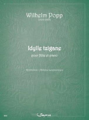 Idylle Tzigane - Wilhelm Popp - Partition - laflutedepan.com