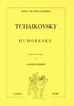 Humoreske - Octuor A Vents TCHAIKOVSKY Partition laflutedepan