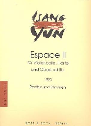 Espace II - Violoncello, Harfe und Oboe ad lib. - laflutedepan.com