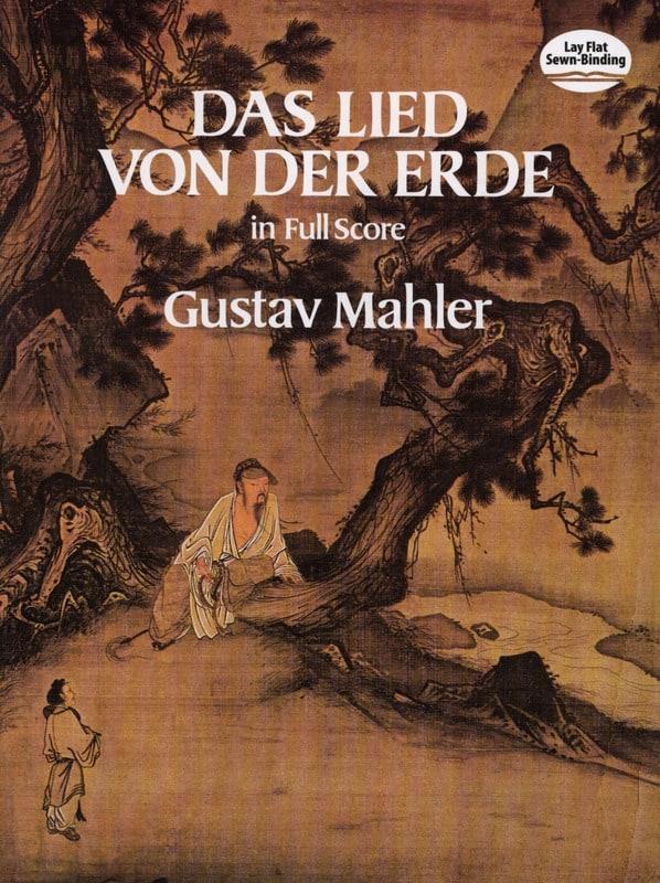 Das Lied von der Erde - Full Score - MAHLER - laflutedepan.com