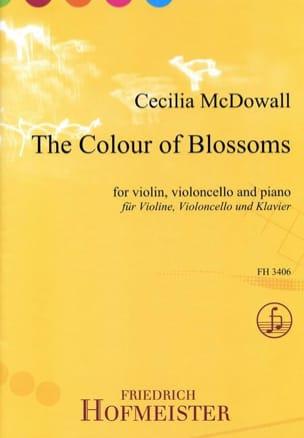 The Colours Of Blossoms - Dowall Cecilia Mac - laflutedepan.com