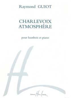 Charlevoix atmosphère - Raymond Guiot - Partition - laflutedepan.com