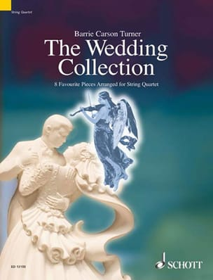 The Wedding Collection Quatuor Carson Turner Barrie laflutedepan