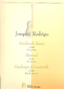 Zarabanda lejana - Pastoral - Fandango del ventorrillo laflutedepan