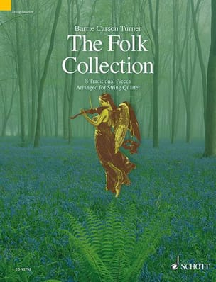 The Folk Collection - Quatuor à Cordes Traditionnels laflutedepan