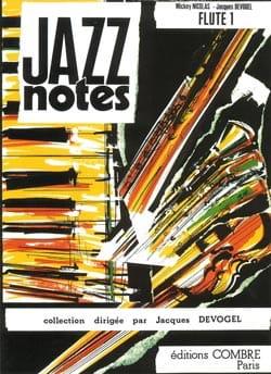 Jazz Notes - Volume 1 - Flûte laflutedepan
