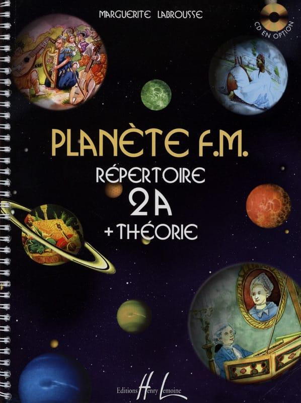 Planète FM 2A - Répertoire + Théorie - laflutedepan.com
