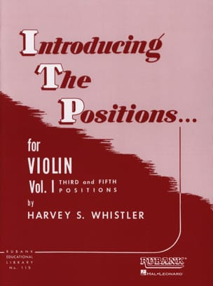 Introducing The Positions Volume 1 Harvey Whistler laflutedepan