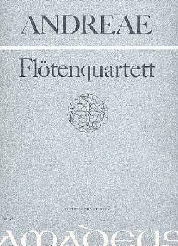 Flötenquartett op. 43 -Partitur + Stimmen laflutedepan