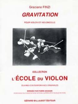 Gravitation Graciane Finzi Partition 0 - laflutedepan