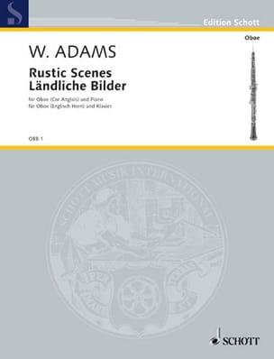 Ländliche Bilder - Wilhelm Adams - Partition - laflutedepan.com