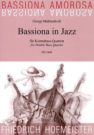 Bassiona In Jazz Giorgi Makhoshvili Partition laflutedepan