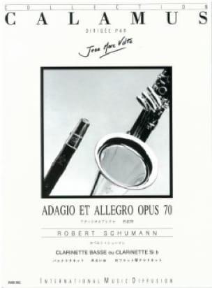Adagio et Allegro op. 70 - SCHUMANN - Partition - laflutedepan.com