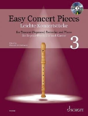 Easy Concert Pieces Vol. 3 - Partition - laflutedepan.com