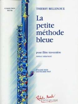 La Petite Méthode Bleue Thierry Bellenoue Partition laflutedepan