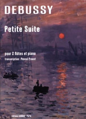 Petite Suite DEBUSSY Partition Trios - laflutedepan