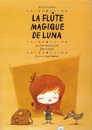 La Flûte Magique de Luna - Blaz Pucihar - laflutedepan.com
