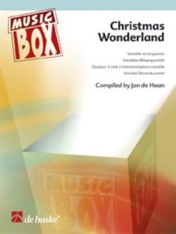 Christmas Wonderland -Variable wind quartet - laflutedepan.com