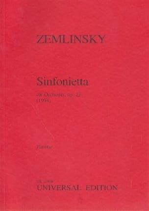 Sinfonietta op. 23 - Partitur - laflutedepan.com