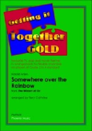 Somewhere Over the Rainbow from The Wizard of OZ - laflutedepan.com