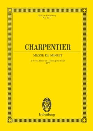Messe De Minuit - Conducteur CHARPENTIER Partition laflutedepan